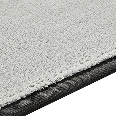 L.S 2018 Cat Perch Hammock Window Bed Kitty Sunny Mats Cat Face Frames Liners Up to 55lb (Double layers, Grey)