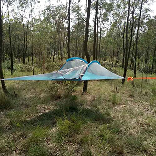Skysurf Single Person All-Season Suspended Camping Tree House Tent