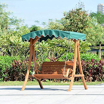 Outdoor 3 Person Hanging Chair Swing