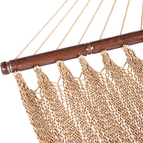 Tight Weave Caribbean Hammock