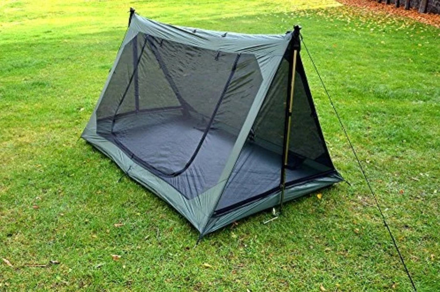Medium image of a frame mesh tent by dd hammocks