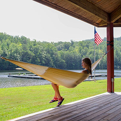 Yellow Leaf Hammocks on Amazon