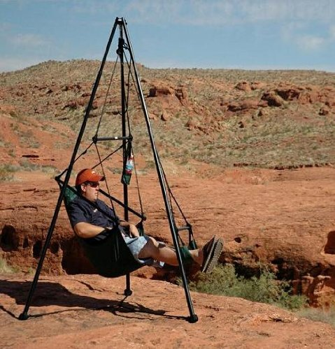 Tripod Hanging Chair