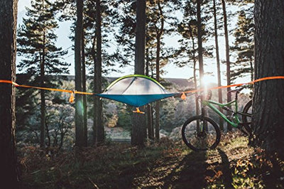 Una 1 Person Tree Tent by Tentsile: Camo Rainfly