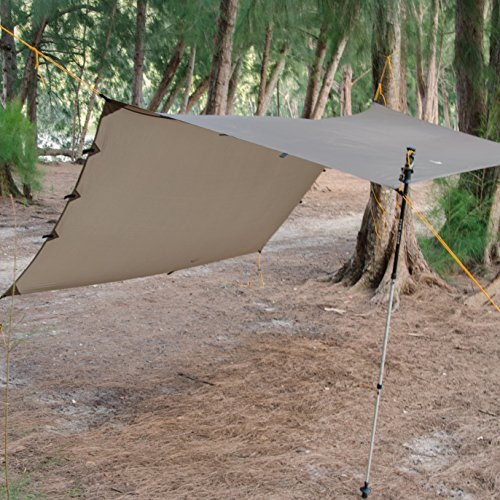 go outfitters apex camping shelter hammock tarp coyote brown go outfitters apex camping shelter hammock tarp coyote brown      rh   hammocktown