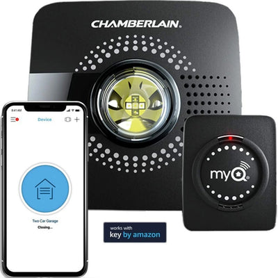 MyQ Smart Wireless & Wi-Fi enabled Garage Hub with Smartphone Control