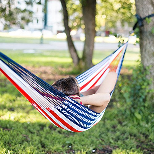 American Flag Hammock | Yellow Leaf Hammocks