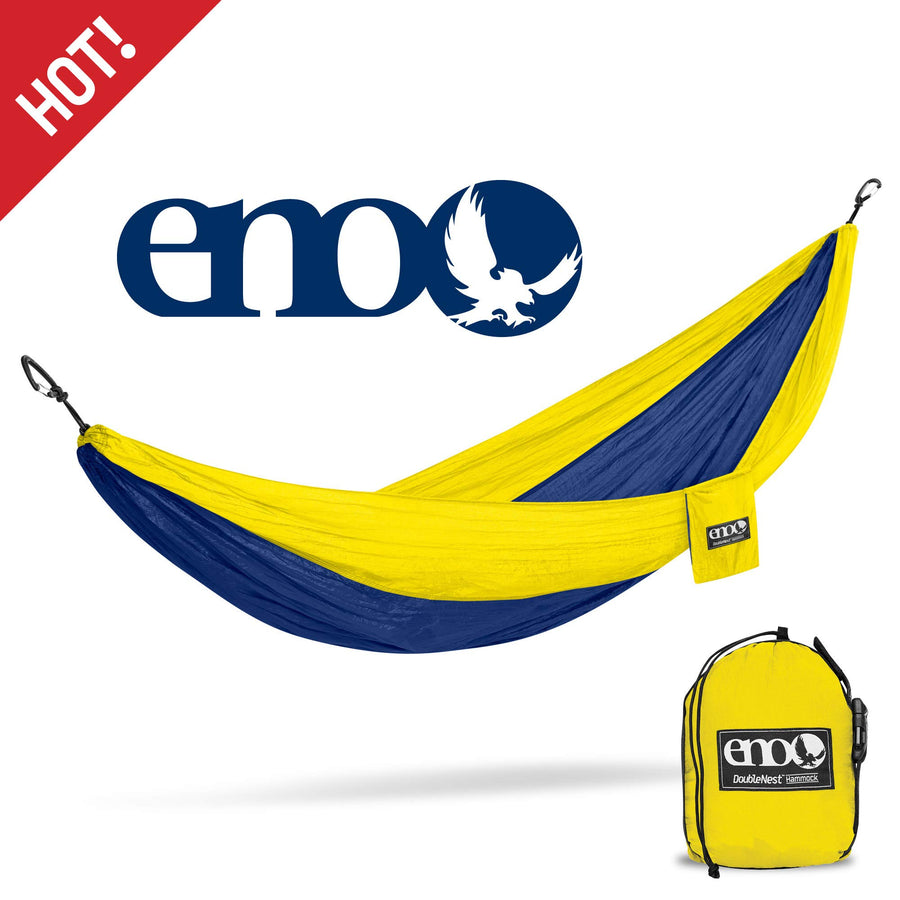 ENO DoubleNest Hammock for Two [51 Colors]