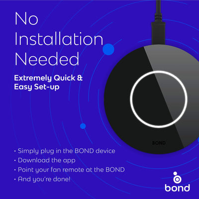 BOND Smart Home Automation Remote Control with App