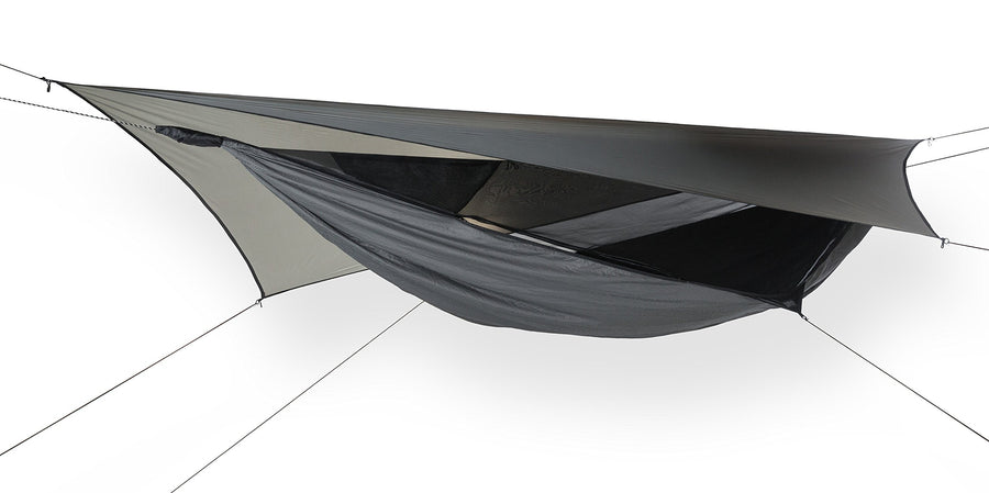 Deep Jungle Asym Zip: Hennessy Hammock