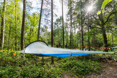 Tentsile UNA Tree Tent 2020 Model: Forest Green