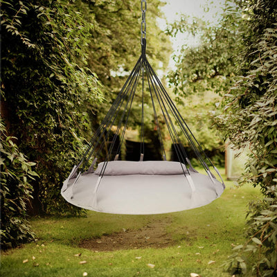Saucer Style Hanging Swing Nest Daybed
