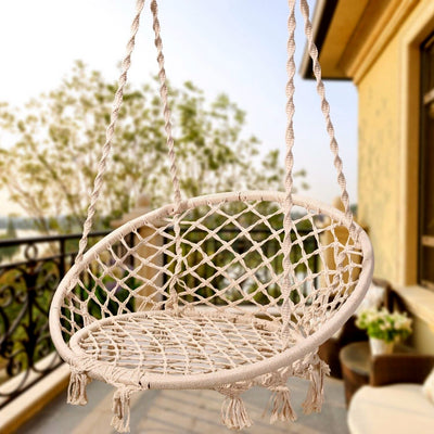 Karriw Hammock Chair Macrame Swing