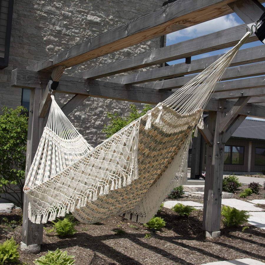 Vivere Brazilian Luxury Hammock: Honey Island