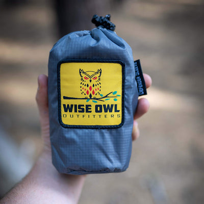 Wise Owl Outfitters Snakeskin Defender Protective Storage Rain Cover