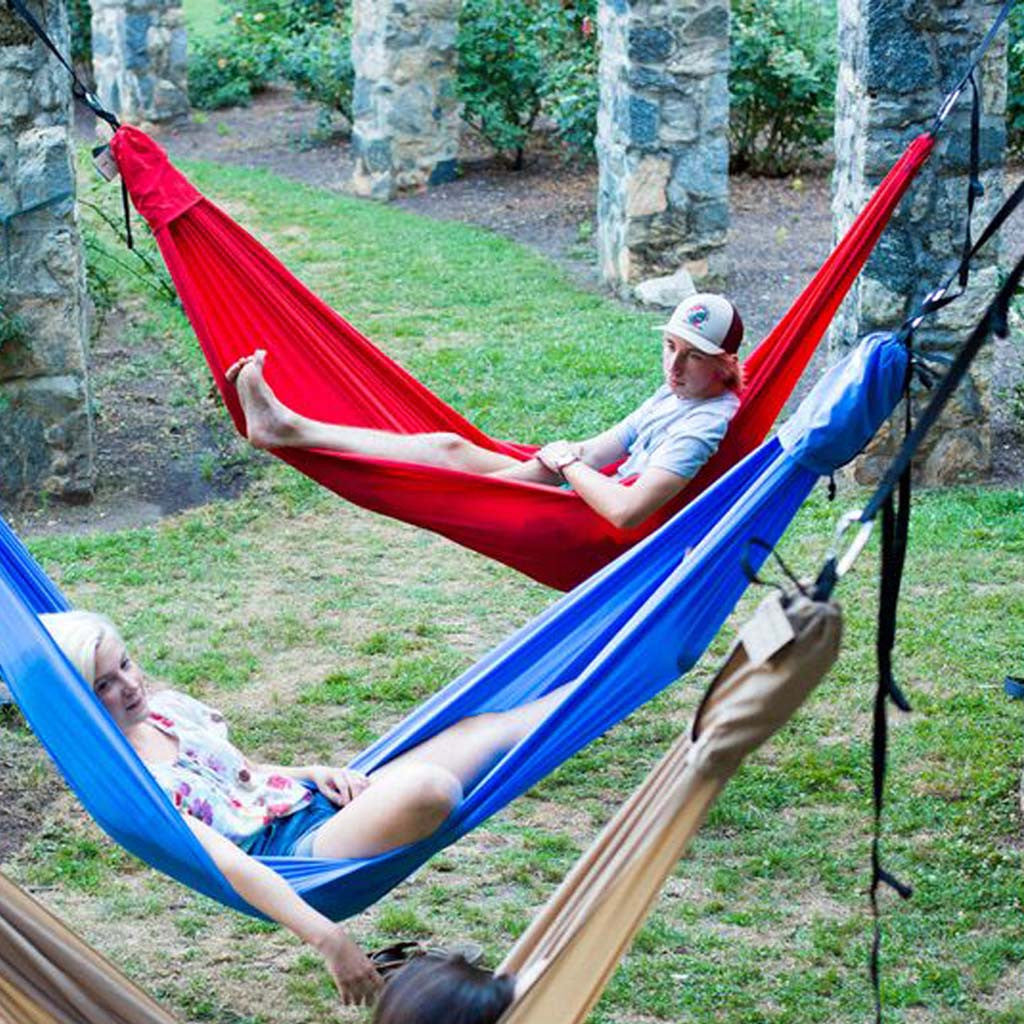 heavy outdoor swing bar shop hammock size fabric bed spreader quilted new single duty