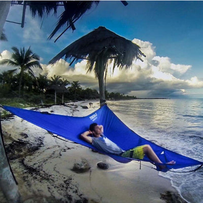 Ergonomic Treble Hammock