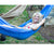Single Hammock: Sluice Hammocks (Blue)