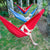 Single Hammock: Sluice Hammocks (Red)