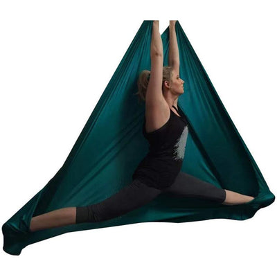 Aerial Yoga Hammock 5.5 Yards Premium Aerial Yoga Silk Fabric