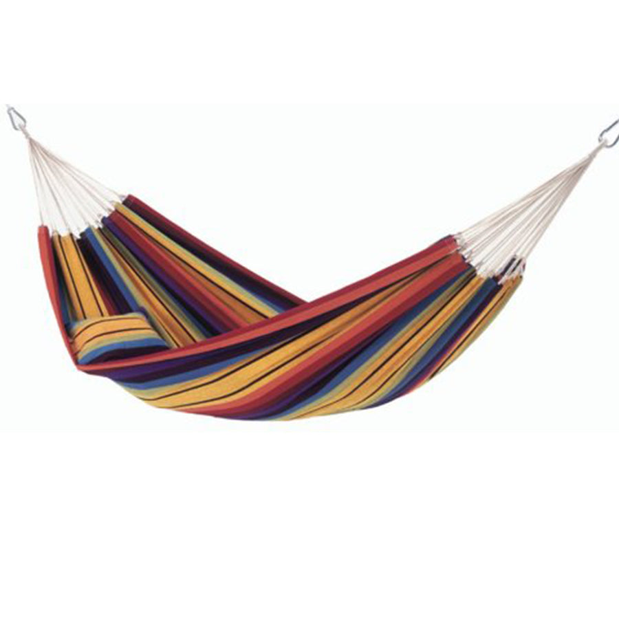 Brazilian Barbados Hammock: Byer of Maine: Rainbow
