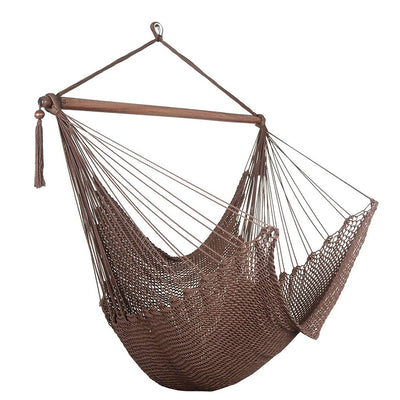 Large Caribbean Hammock Chair with Footrest | Bathonly