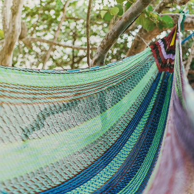 sleeping hammock