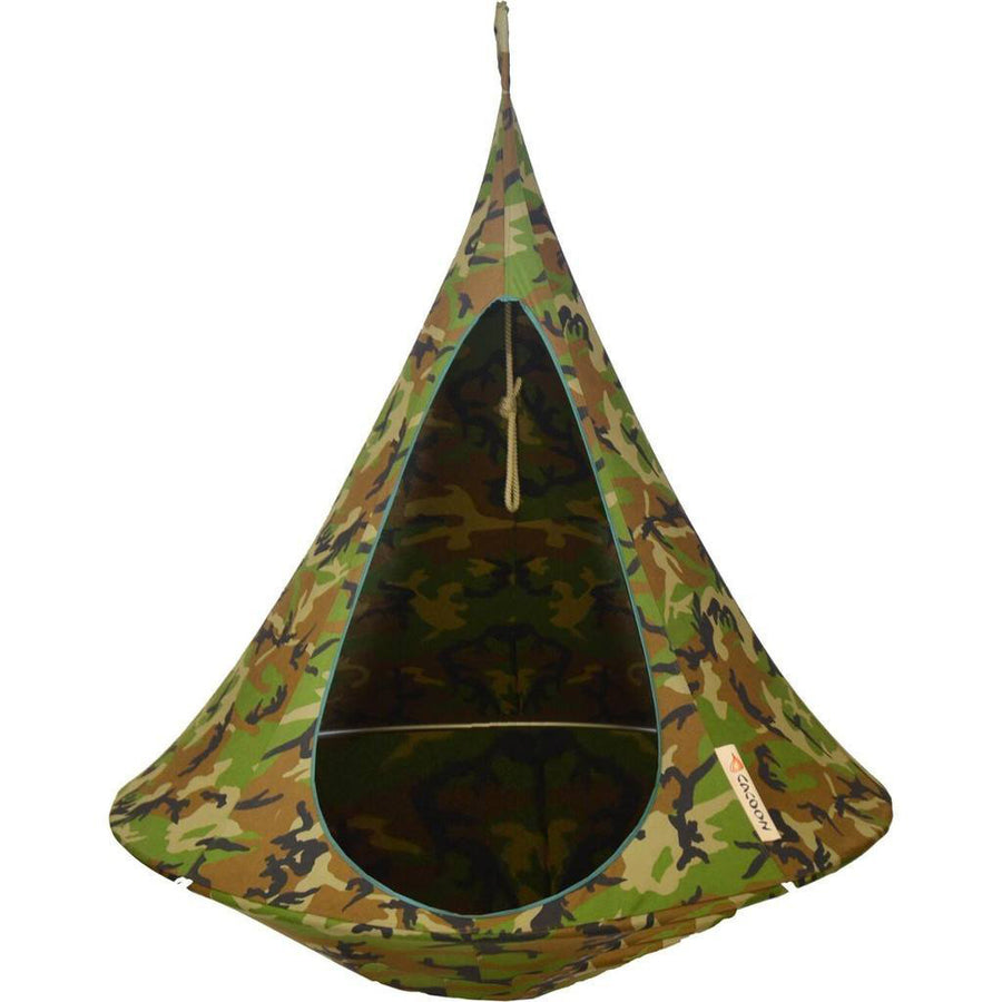 Single Cacoon Hammock: Camo