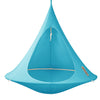 Double Cacoon Hanging Tent in Turquoise
