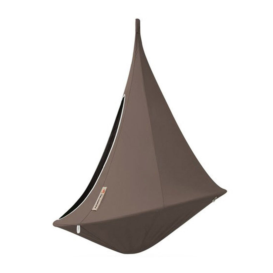 Single Cacoon Hammock: Deep Taupe