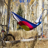Hammock with Colorado Flag