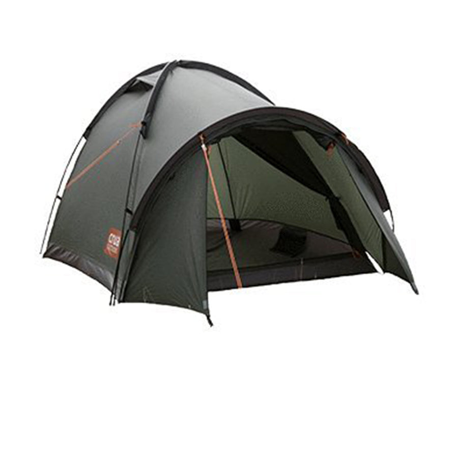 Crua Duo 2 person Dome Tent:  Green