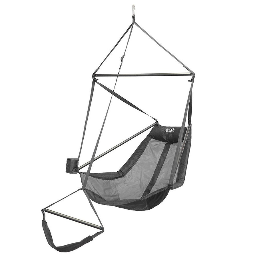 ENO Hanging Chair Lounger: Charcoal