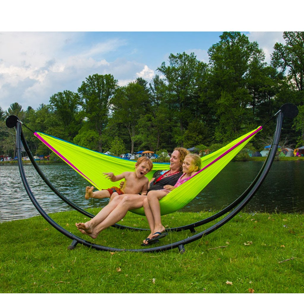 diy stands portable this person hammock and hammocks outdoor summer to stand home build with