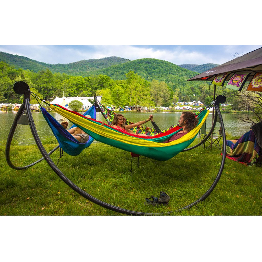 Medium image of enopod triple hammock stand  eno hammocks