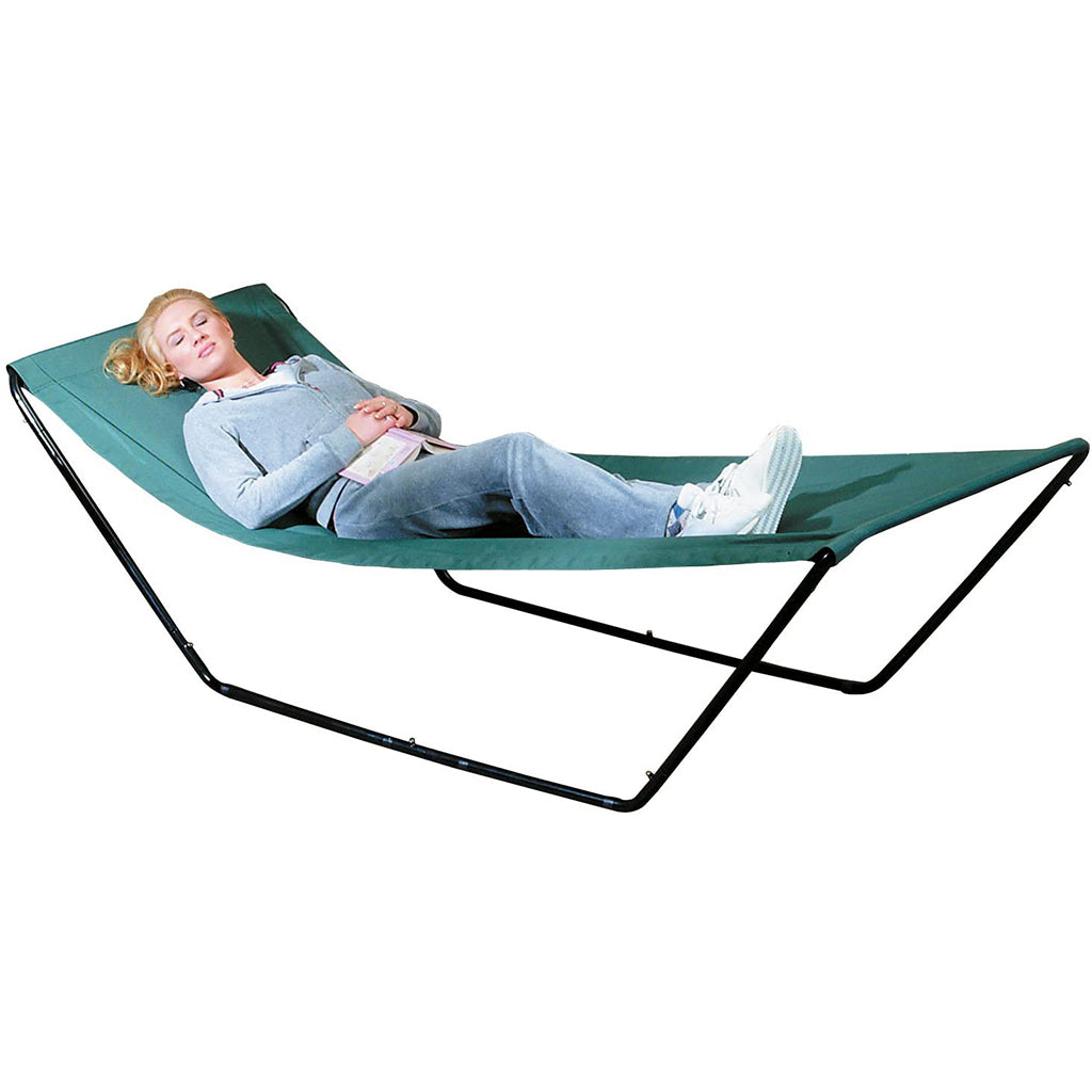 Space Saving Outdoor Foldable Free-Standing Hammock