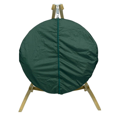 Globo Hamock Chair Weather Cover: Green