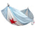 Chicago Flag Double Camping Hammock: Grand Trunk Hammocks