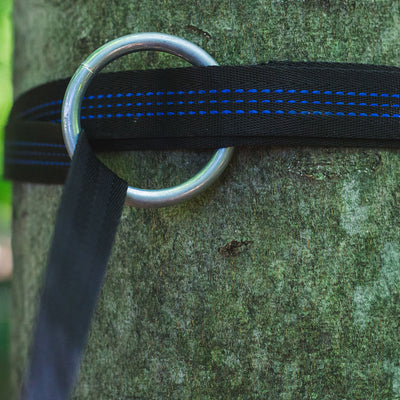 SlingStraps: Extra Long and Light Hammock Tree Hanging Straps