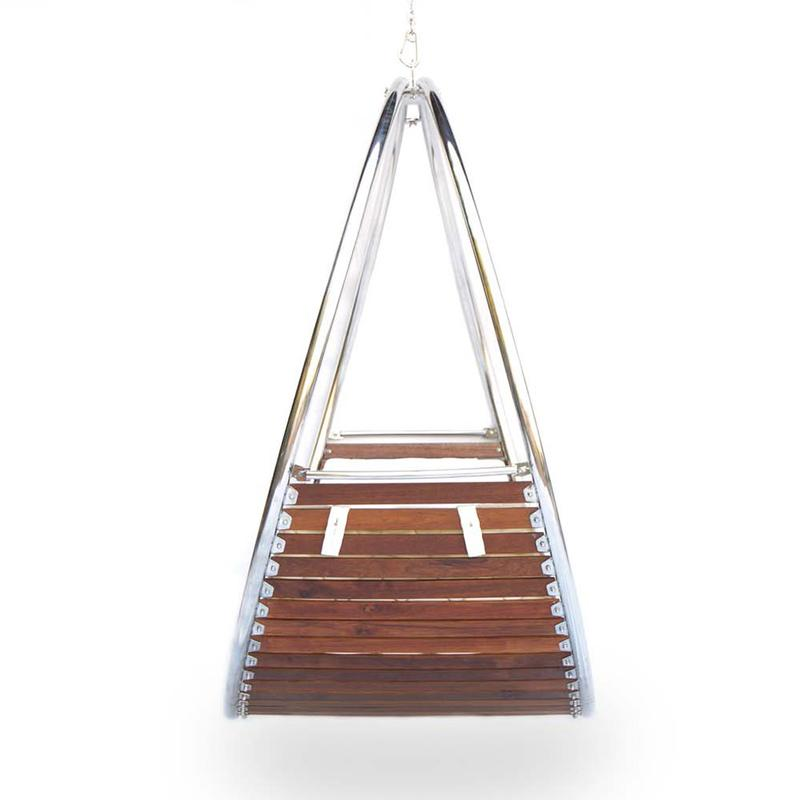 Duality Hammock in Teak Wood
