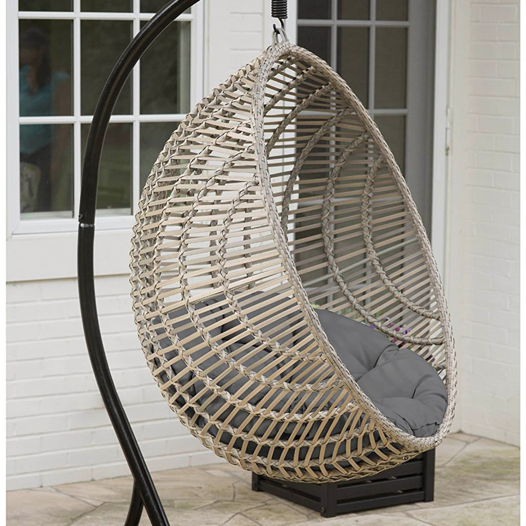Exceptionnel Boho Hanging Egg Chair