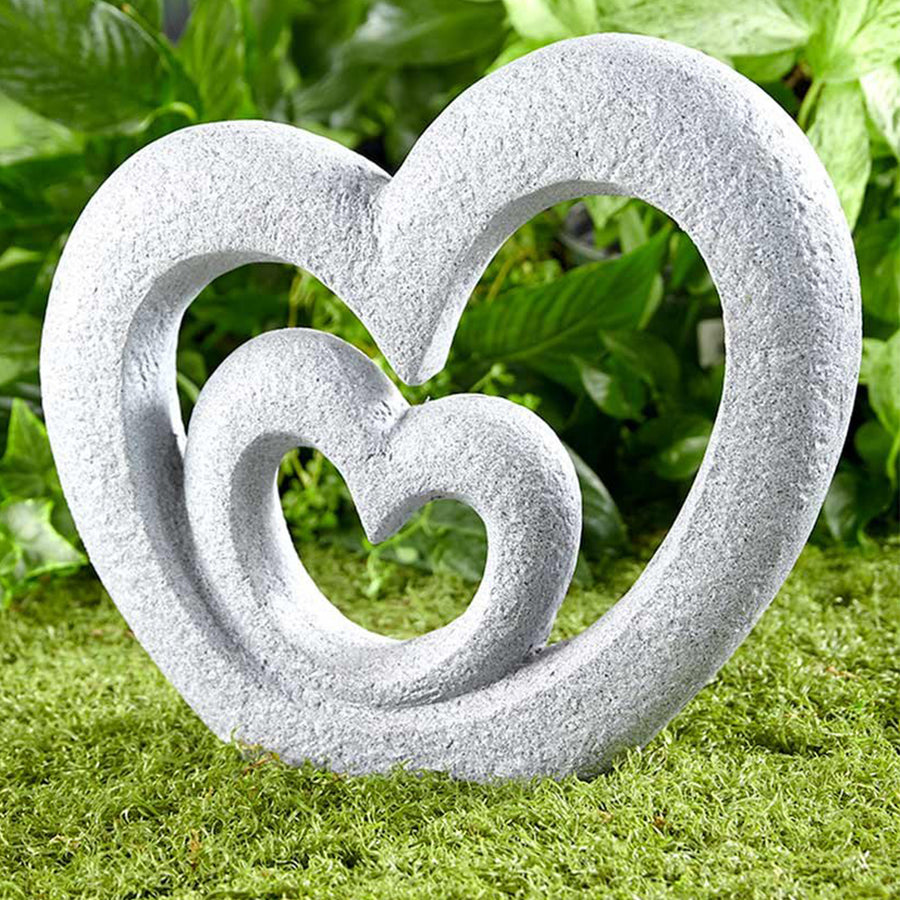 Heart Garden Sculpture