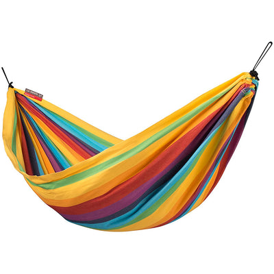 cacoon hammock red