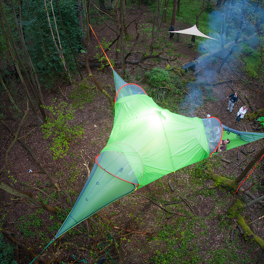 Tentsile Tree Tent Triology Supertent - Hammock Town: Free Shipping On All Tree Tents