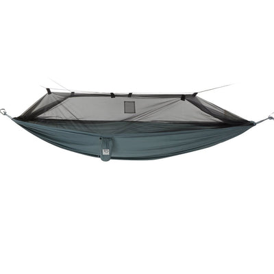 Twisted Big Mozzi Hammock: Smoke Grey