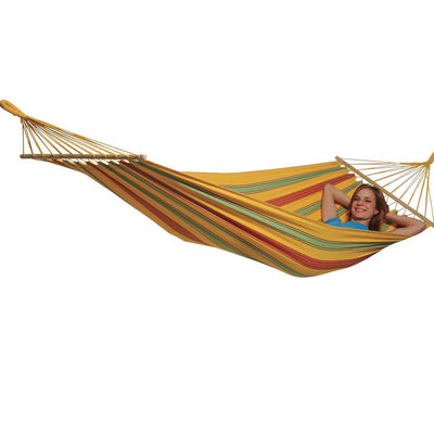 The Aruba EllTex Hammock: Vanilla Yellow
