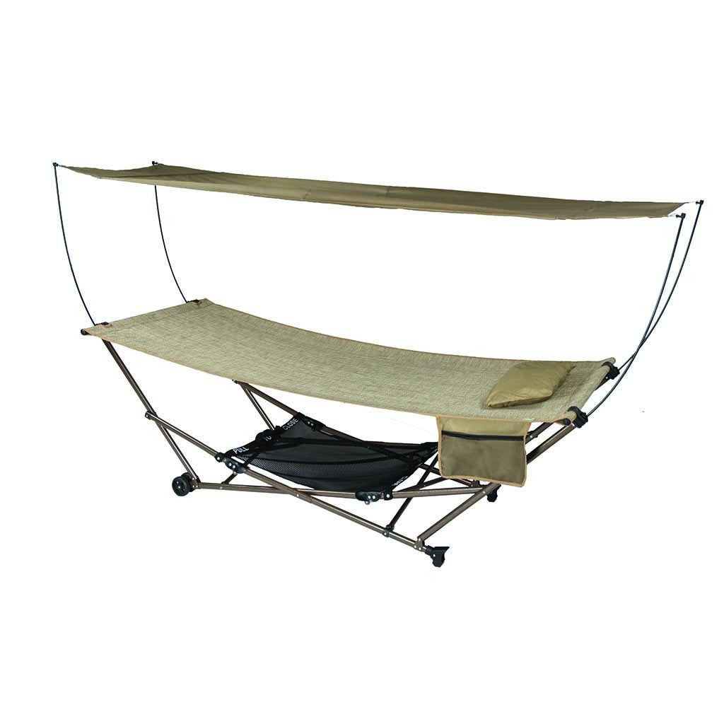 Fine Stow Ez Portable Hammock Stand With Canopy Sand Bliss Hammocks Pabps2019 Chair Design Images Pabps2019Com