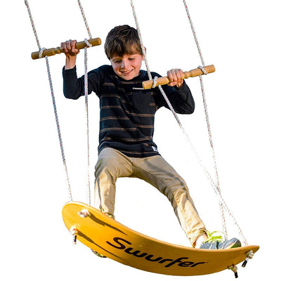 Swurfer Stand Up Surfing Swing for Kids