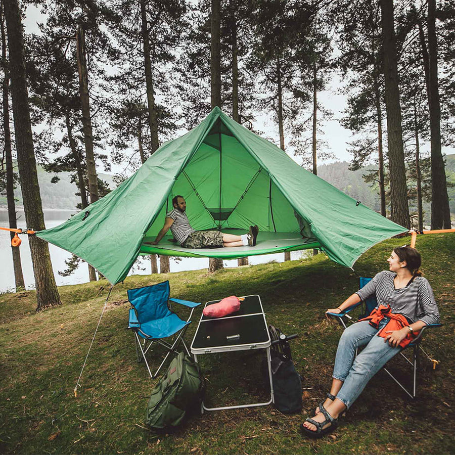 Tentsile Universe Family Tent: Forest Green