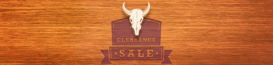 western decor clearance sale